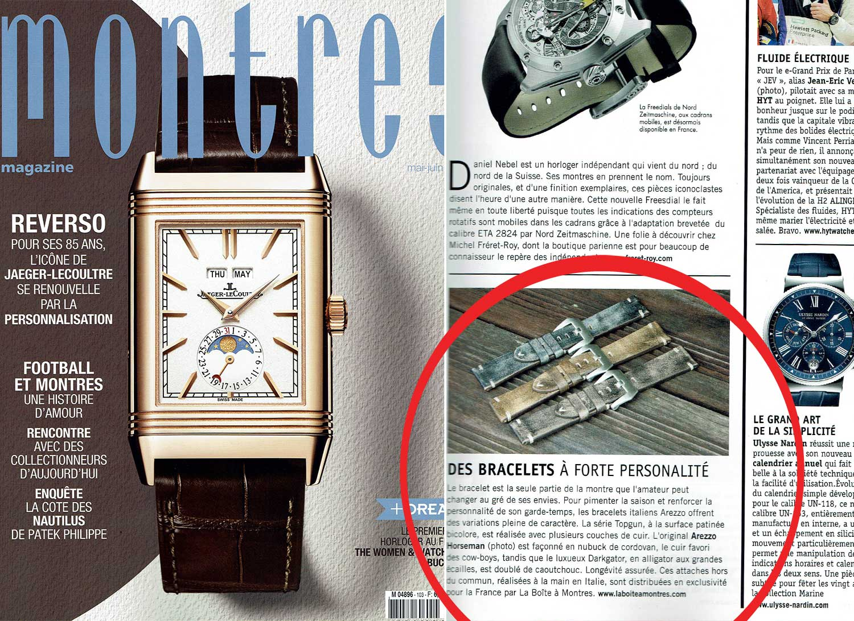 arezzo straps bracelet montre vintage