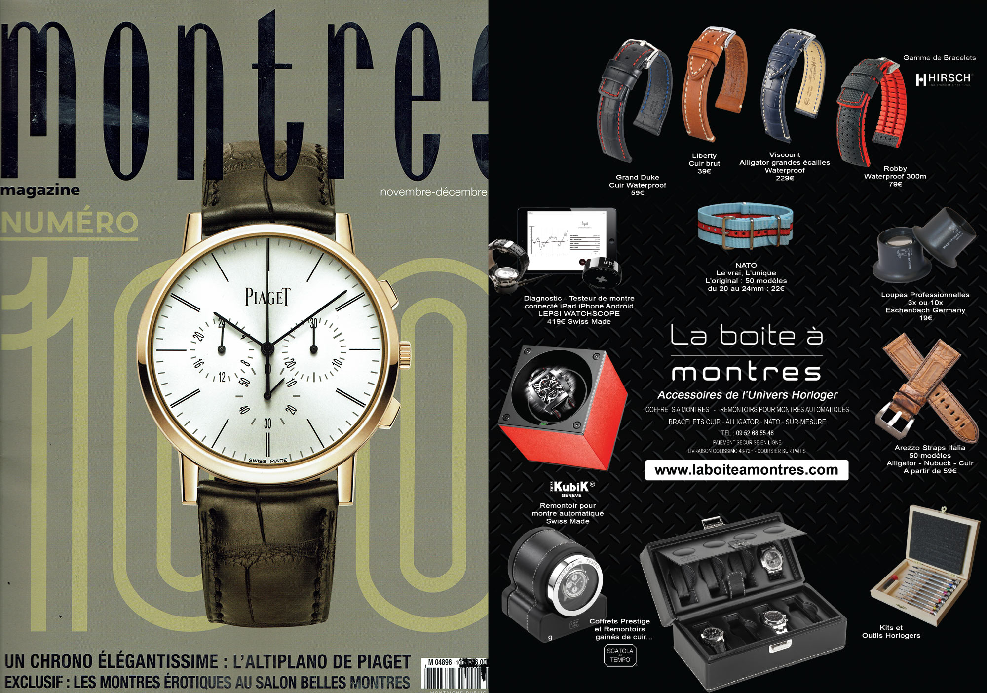 montres magazine laboiteamontres.com