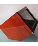 Beco Atlantic watchwinder for 2 watch rosewood