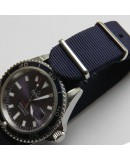 NATO Strap Dark Blue 22mm