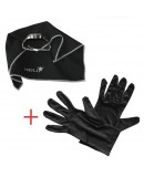 Microfiber PACK for watch including gloves
