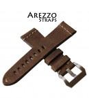 Bracelet Arezzo TAGHADAK 22mm Cuir de Cheval