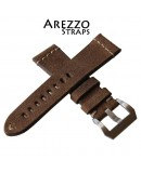 Watchstrap Arezzo Taghadak 22mm Horse Leather