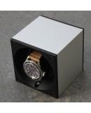 Watchwinder Swiss Kubik Single Original - Silver