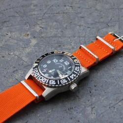 NATO Strap Orange 20mm