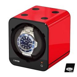 Beco RED Fancy Brick watchwinder