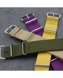 NATO Strap KAKI Green 20mm