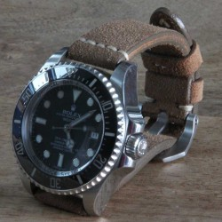 Watchstrap Arezzo HORSEMAN 20mm Horse Leather