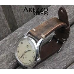 Arezzo TOPGUN 18mm gold brown