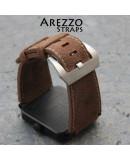 Watchstrap Arezzo HORSEMAN BR03 BR01 brown