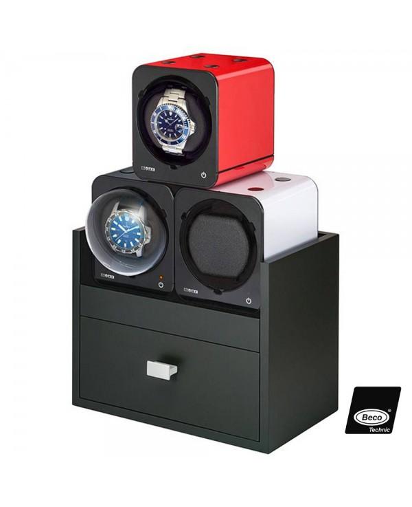 Set of 3 Boxy Winders on a presentation box