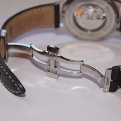 Buckle Hirsch PUSCHER Polished Stainless Steel