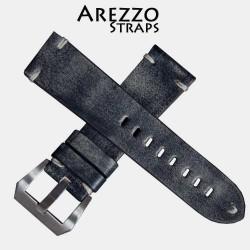 Arezzo TOPGUN 24mm gris reflets beige et bleu