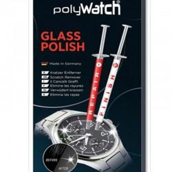 Polywatch Polish pour verres saphir et mineral