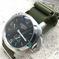 NATO Strap Kaki Green 24mm