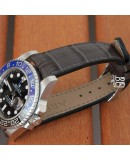 Watchstrap AREZZO PATINO grey 20mm