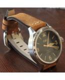 Watchstrap AREZZO SAFARI honey 24mm