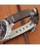 Watchstrap AREZZO SAFARI brown 24mm