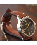 Bracelet montre AREZZO BUFFALO marron 22mm