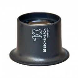 Loupe 10x Eschenbach Germany professionnelle