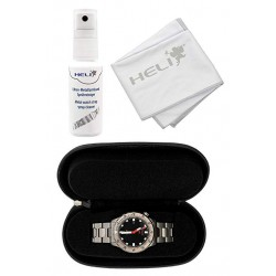 Cleaning set SPRAY and Microfiber HELI XL for watch cleaning