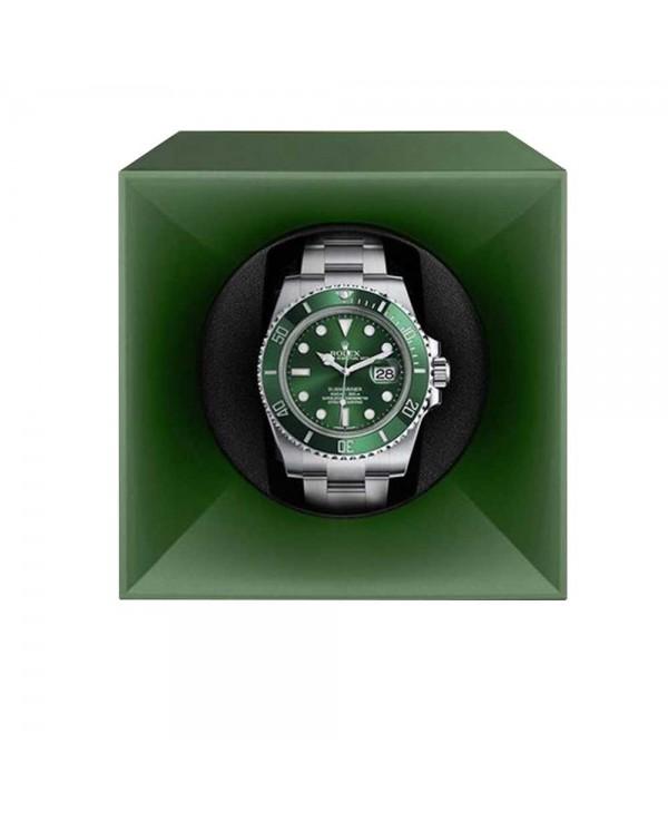 Swiss Kubik StartBox GREEN watchwinder