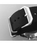 NATO Strap 20mm Grey perfect for OMEGA speedmaster