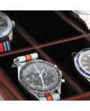 Watchbox MAKASSAR Style for 10 watches Geneva