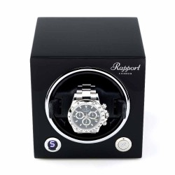 EVO MK2 Watchwinder Rapport London Black