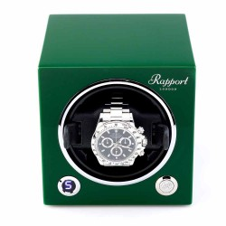 EVO MK2 Watchwinder Rapport London Green Rolex