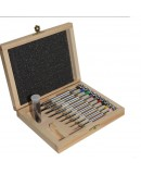 Set of 9 screwdrivers BECO made in France