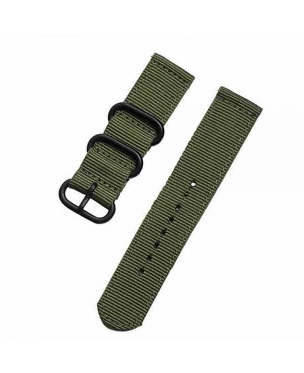 bracelet nato pour montre connectee