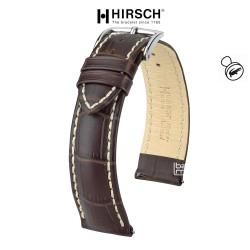 bracelet hirsch modena marron foncé
