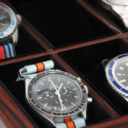 Watchbox MAKASSAR Style for 6 watches