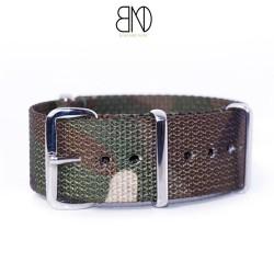 Bracelet NATO Camouflage 20mm