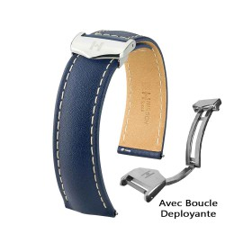 bracelet montre boucle deployante hirsch speed