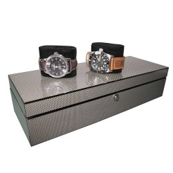 Watchbox Cool Carbon for 5 watch