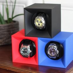 Remontoir Swiss Kubik StartBox noir pour montre automatique