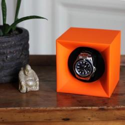 Swiss Kubik watchwinder StartBox Orange