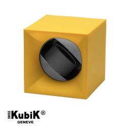 Remontoir Swiss Kubik StartBox jaune pour montre automatique
