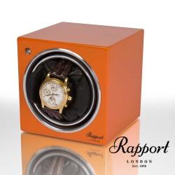 Remontoir 1 montre automatique orange Rapport London