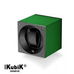 Watchwinder Swiss Kubik Single Original - Green