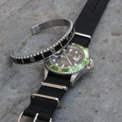 Speedometer Official Noir et Inox Poli