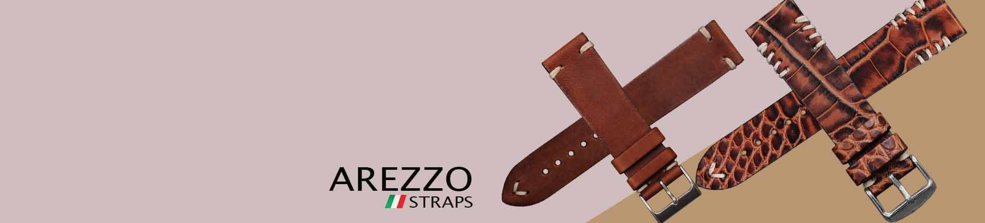 Arezzo straps for Panerai