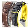 Hirsch Bracelets 24mm
