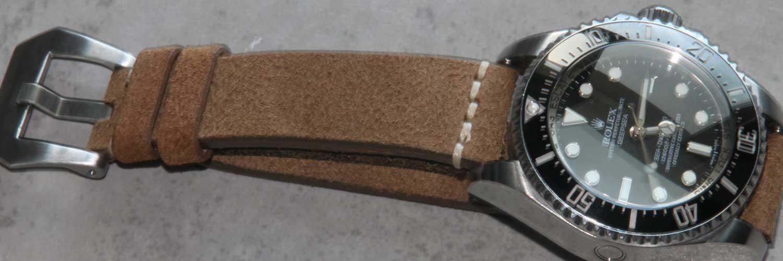 bracelet rolex arezzostraps