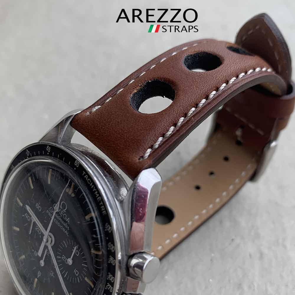 bracelet montre rallye monza arrezo straps 20mm