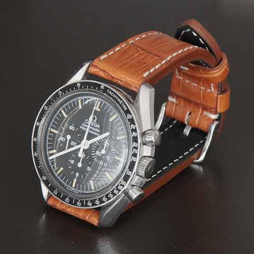 arezzo straps dark croco bracelet montre crocodile