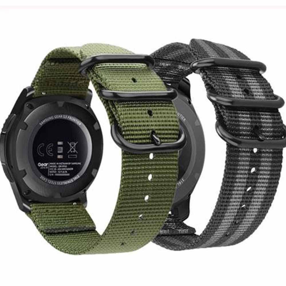 bracelet nato pour montre connectée