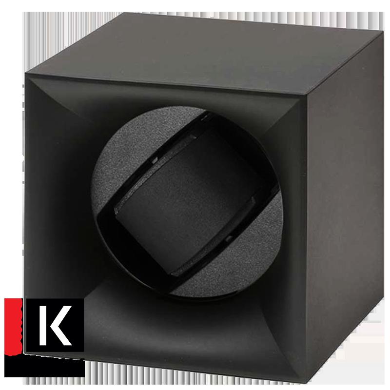 remontoir swiss kubik startbox noir